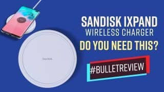 SanDisk IxPAND Wireless Charger: Do You Need This? Watch Video Review to Find Out