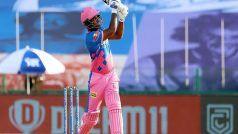 IPL 2021, DC vs RR: मुश्किल में राजस्थान रॉयल्स के कप्तान Sanju Samson, लग सकता है 1 मैच का बैन
