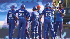IPL 2021 Points Table, Orange Cap and Purple Cap list: Delhi Capitals प्लेऑफ में पहुंचने वाली पहली टीम, Sunrisers Hyderabad खिताबी रेस से बाहर