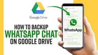 Want To Back Up Your WhatsApp Chats On Google Drive ? Here's How You Can Do It | Tech Reveal
