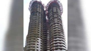 Noida: Supertech Moves SC Over Demolition of Twin Towers, Proposes to Demolish Only One