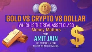 Gold Vs Crypto Vs Dollar : Which One Is Best To Invest ? Watch Video To Find Out As Money Matters