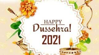 Happy Dussehra 2021: अमिताभ बच्चन से इमरान हाशमी तक, कुछ इस अंदाज में बॉलीवुड सेलेब्स ने दी दशहरा की शुभकामनाएं