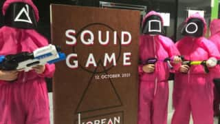 Abu Dhabi Just Hosted a Real-Life Version of Squid Game; Minus The Violence, Of Course | See Pics