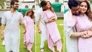 Shamita Shetty-Raqesh Bapat's Mushy Romance On Ranjha Is Winning Hearts   Watch