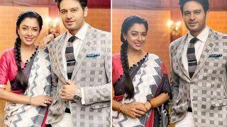 Bohot Yaarana Hai! Anupamaa Fame Rupali Ganguly Drops Photos Of Anupama-Anuj Twinning In Grey, Fans Go 'Haaye'
