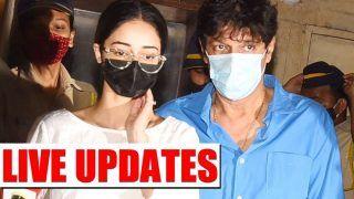 Ananya Panday Live updates: एनसीबी दफ्तर पहुंची 'स्टूडेंट ऑफ द ईयर' अनन्या पांडे