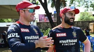 IPL 2021: AB de Villiers Pays Tribute to Virat Kohli, Says You Have Had Much Bigger Impact Than You Will Ever Understand