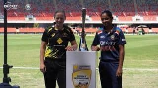 AU-W vs IN-W Dream11 Team Prediction, Fantasy Cricket Hints Australia Women vs India Women 1st T20I: Captain, Vice-captain- India vs India, Playing 11s, Team News For Today's T20I at Carrara Oval 2:10 PM IST October 7 Thursday