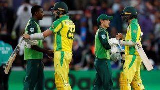 Australia vs South Africa Head to Head, T20 World Cup 2021: ऑस्ट्रेलिया का है शानदार रिकॉर्ड, जानें क्या कहते हैं आंकड़े ?