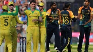 AUS vs SL Dream11 Team Prediction, Fantasy Playing Hints ICC T20 World Cup 2021 Match 22: Captain, Vice-Captain, Probable XIs For Today's Australia vs Sri Lanka; Team News For Today's Group 1 T20 Match at Dubai International Stadium at 7:30 PM IST October 28 Thursday