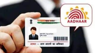 Aadhaar Card Address, Name, Phone Number Update: Government Makes This Big Announcement