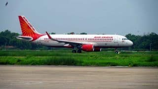 International Flights: Air India Announces Flights From Indore to Sharjah From Nov 1. Check Ticket Fare, Schedule Details