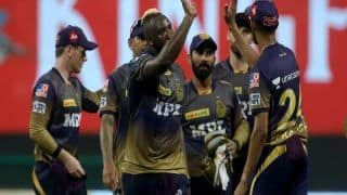 IPL 2021 Playoffs: If Andre Russell Has to Come in, Eoin Morgan Has to Sit Out - Brad Hogg Makes Bold Comment on KKR Playing XI Ahead of RCB Eliminator