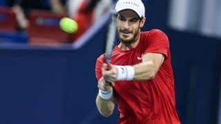 Andy Murray, Stefanos Tsitsipas Secure Third-Round Berths at Indian Wells