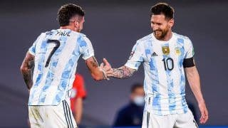 Argentina vs Peru Live Streaming FIFA World Cup Qualifiers: Preview, Predicted XIs - Where to Watch ARG vs PER Live Football Stream Today Match, TV Telecast in India