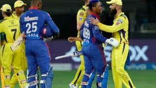 IPL 2021 Today Match Report, DC vs CSK 2021 Scorecard: Axar Patel, Shimron Hetmyer Shine in Delhi Capitals' 3-Wicket Win Over Chennai Super Kings