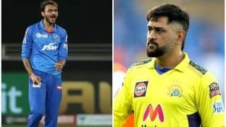 'He Said it on Stump MIC' - Axar REVEALS What Dhoni Calls Him & Why