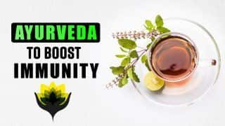 Ayurveda To Boost Immunity: Suffering From A Weak Immune System? Try These Ayurvedic Health Tips
