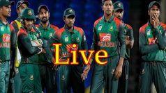 BAN vs SCO Live Score, T20 World Cup 2021: यहां जानिए मैच का लाइव स्कोर
