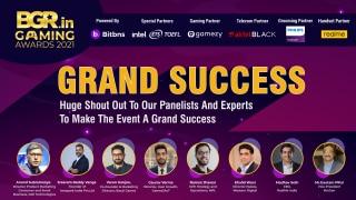 Zee Digital Organized First Edition of BGR Gaming Awards 2021