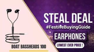 Amazon Great Indian Sale 2021 : Boat Bassheads 100 Available At Best And Cheap Price On Amazon, Buy Now | Watch Video