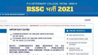 BSSC Recruitment 2021: बिहार SSC में इन पदों पर निकली बंपर वैकेंसी, जल्द करें आवेदन, 62000 मिलेगी सैलरी