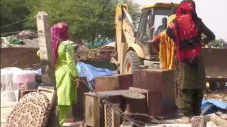 Over 250 Makeshift Shops at Gurugram's Famous Banjara Market Demolished; 80% Illegal Properties Cleared