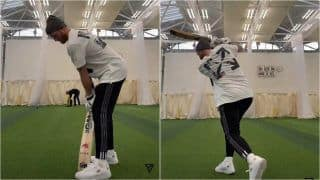 Ben Stokes Resumes Training First Time Since Mental Health Break, England All-Rounder Shares Video on Instagram