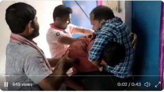 Viral Video: Bihar Men Fight Violently Over School Principal   s Post   WATCH Here