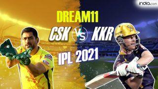 CSK vs KKR Dream11 Team Prediction, Fantasy Cricket Hints VIVO IPL 2021 FINAL: Captain, Vice-Captain - Chennai Super Kings vs Kolkata Knight Riders, Playing 11s, Team News For Today's T20 Match at Dubai International Stadium 7.30 PM IST October 14 Friday