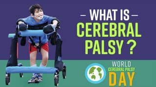 What is Cerebral Palsy? Symptoms, Causes Treatment, Explained | Watch Video