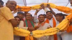 MP में कांग्रेस को बड़ा झटका, विधायक सचिन बिरला ने लोकसभा उपचुनाव के बीच में बीजेपी ज्वाइन की