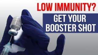 Covid 19 Booster Shot : WHO Recommends Booster Shots Of Covid Vaccine For Immunocompromised, Watch Video