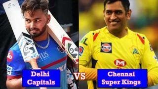 Highlights, DC vs CSK, IPL 2021: रोमांचक मैच में दिल्ली की तीन विकेट से जीत, पहले स्थान पर बनाई जगह