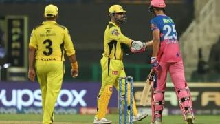 राजस्थान के खिलाफ हार पर बोले MS Dhoni- इस मैच से सीख लेना जरूरी क्योंकि प्लेऑफ में नहीं दोहरानी है ये गलतियां