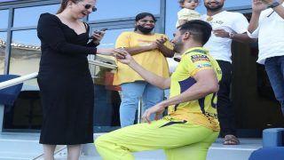 Who is Jaya Bhardwaj? The Girl CSK Star Deepak Chahar Proposed in Dubai Stadium