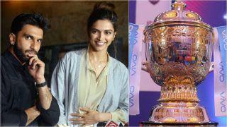 After Manchester United, Deepika Padukone-Ranveer Singh Set To Bid For New IPL Team in 2022 Season: Report