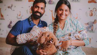 पापा बने Dinesh Karthik, पत्नी Dipika Pallikal ने जुड़वा बेटों को दिया जन्म