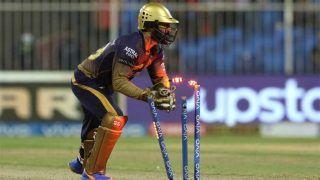 IPL 2021: DC vs KKR- Dinesh Karthik ने मैच में खोया आपा, पड़ी फटकार