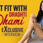 EXCLUSIVE : Actress Drashti Dhami Reveals Her Fitness Regime, Diet And More, Watch Video