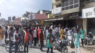 Jashpur Accident Video: जशपुर हादसे का वीडियो देख दहल जाएंगे आप, देखें कैसे लोगों को रौंदते निकल गई गाड़ी