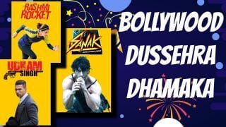 Dussehra Dhamaka 2021: From Rashmi Rocket To Sanak, List Of Movies And Web Series Releasing On OTT This Dussehra 2021