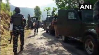 Encounter Underway Between Security Forces, Terrorists In Tulran Village Of Shopian District