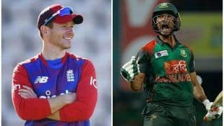 England vs Bangladesh T20 Live Cricket Score, 20th Match, Super 12 Group 1: Mahmudullah & Co Hope to Get Campaign Back on Track