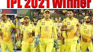 IPL 2021 Final Report: Du Plessis, Bowlers Shine as Chennai Beat Kolkata to Clinch 4th Title