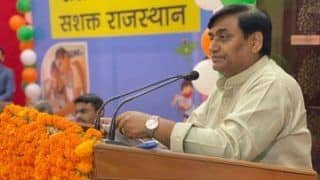 Rajasthan Education Minister's Sexist Comment Sparks Controversy, Says Have To Resort To 'Saridon' With Female Staff | WATCH