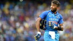 टी20 विश्व कप करियर की सबसे बड़ी जिम्मेदारी: हार्दिक पांड्या