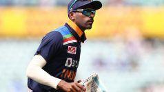 T20 World Cup 2021: टीम इंडिया को राहत, Hardik Pandya ने शुरू की बॉलिंग
