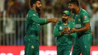 PAK vs NZ T20 World Cup 2021 Scorecard, Today Match Report: Haris Rauf's Four-For, Asif Ali's Cameo Help Pakistan Beat New Zealand by 5 Wickets to Make it Two-in-Two